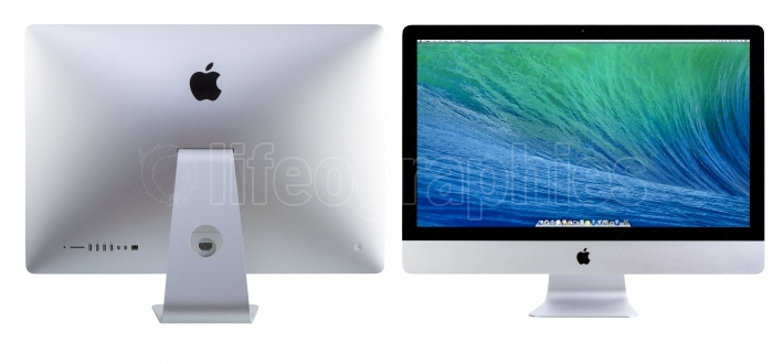 New imac 27 with os x mavericks.