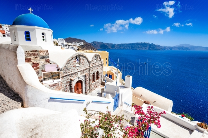 Oia, Santorini   Greek Islands