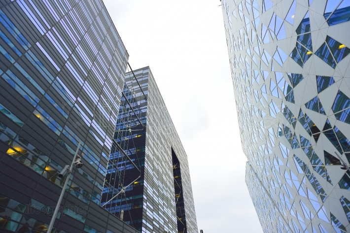 Oslo City Buildings