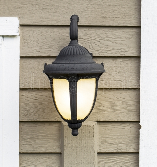 Outdoor House Light
