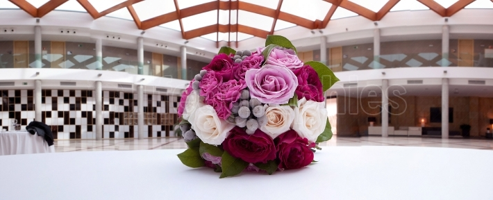 Panoramic bouquet
