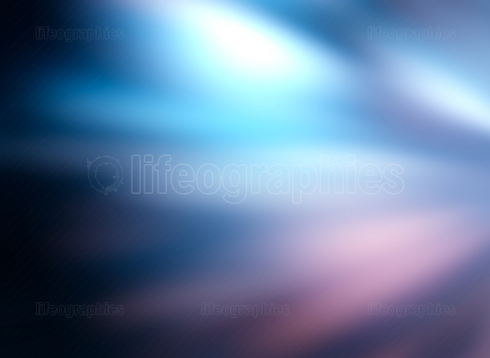 Pink and cyan teleport motion blur abstract background
