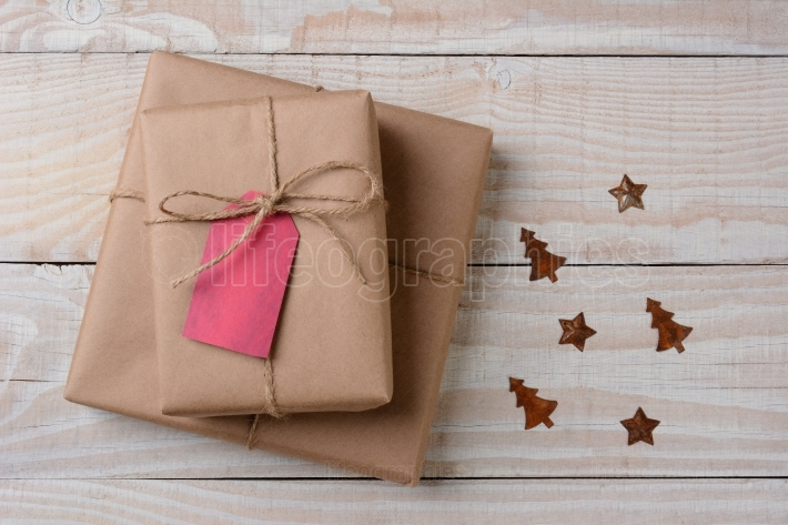 Plain Wrapped Presents