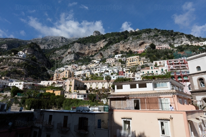 Positano, coast of Amalfi