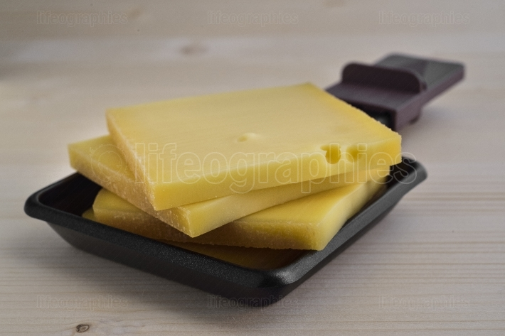 Raclette with chessee
