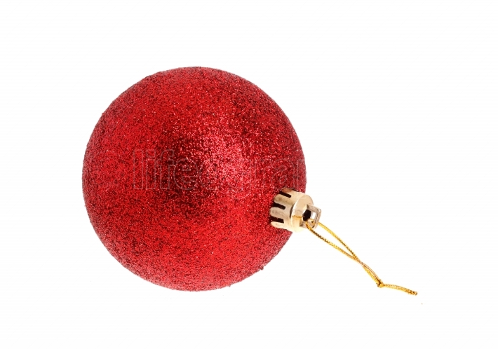 Red christmas ornamnet