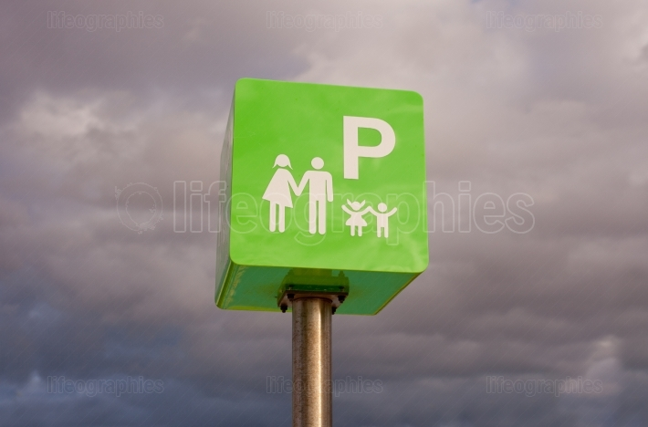 Reserved for families