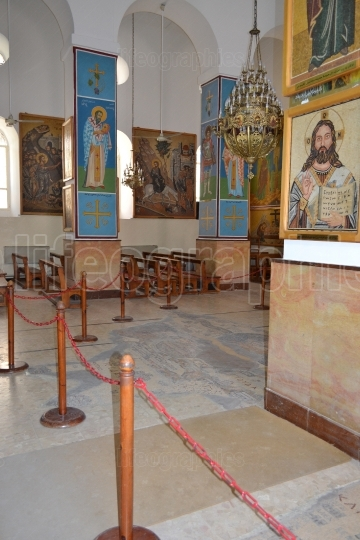 Saint George Greek Orthodox Church Interior