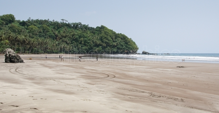 Seven Wave Beach, Sao Tome and Principe