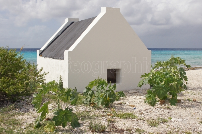 Slave huts, Bonaire, ABC Islands