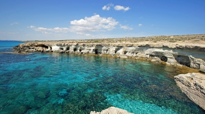 Southern coast of Cyprus, Europe