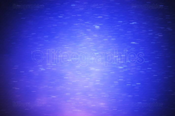 Stars teleportation illustration background