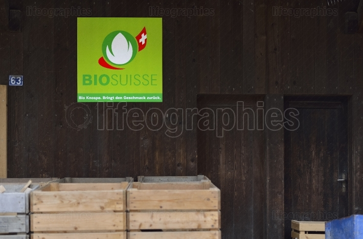 Switzerland Bio label in farming industry