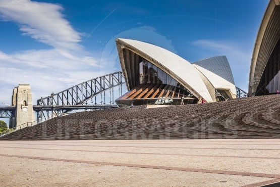 SYDNEY   OCTOBER 27   Opera House on October 27, 2015 in Sydney