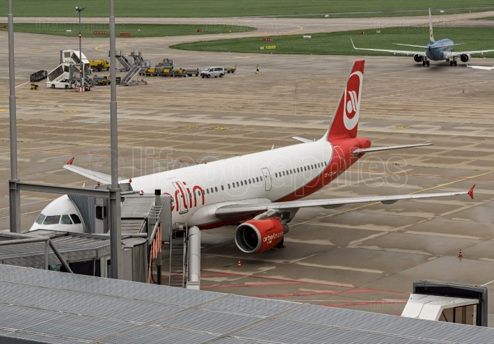 The financial crisis of Air Berlin