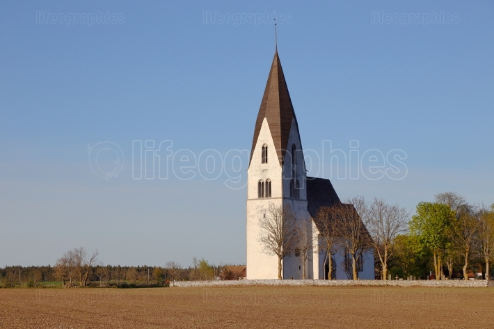 Tofta church