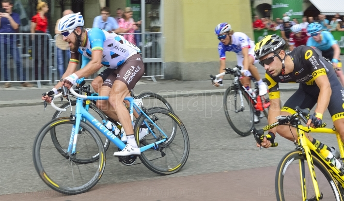 Tour de Suisse 2017 stage 3 in Bern