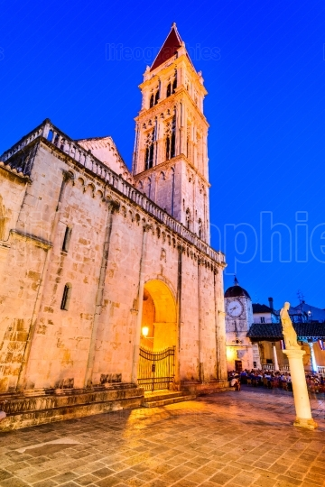 Trogir, Split, Dalmatia region of Croatia