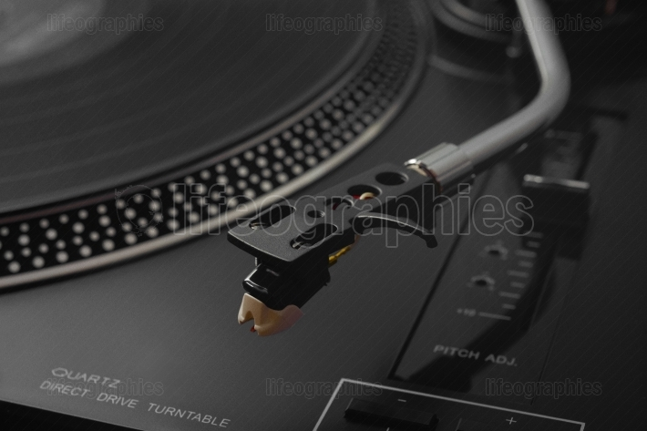 Turntable - dj