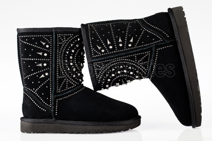 Ugg studs boots