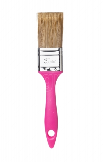 Violet 37 mm paintbrush