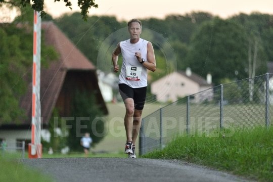 Wehrli Martin at Wabere-Louf marathon, Wabern. Bern, Switzerland (26 August 2016)