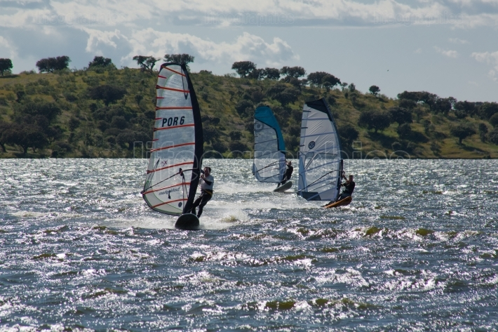 Windsurf in Campomaior