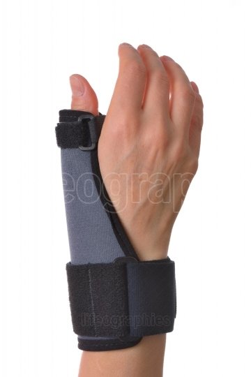 Wrist and Thumb Brace  stabilizer