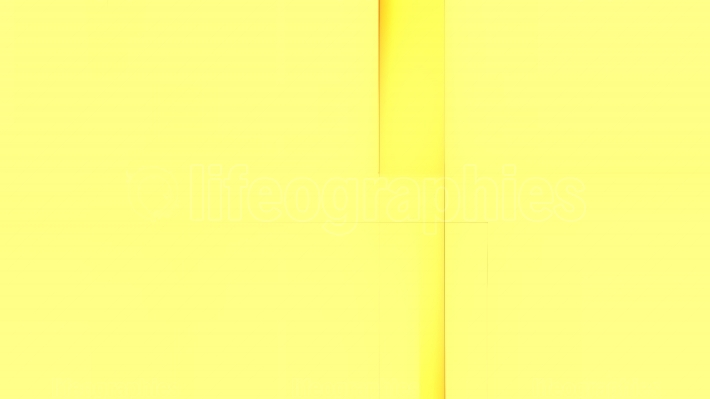 Yellow Line Abstract Background