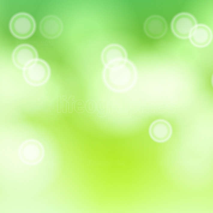 Abstract Spring Nature Background Vector  Blurred Warm Bokeh Background
