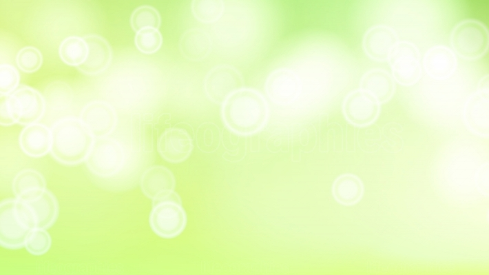 Green Bokeh Background Vector  Abstract Warm Blur And Bokeh Background