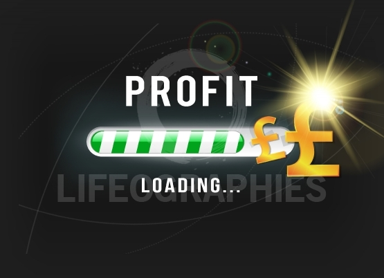 Loading your Pound profit