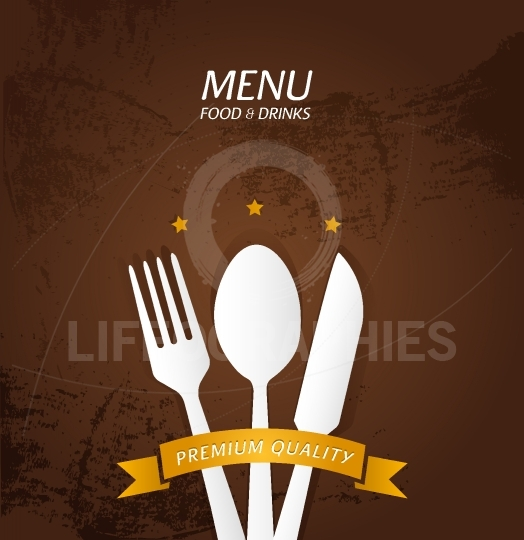 Restaurant Menu Premium Quality