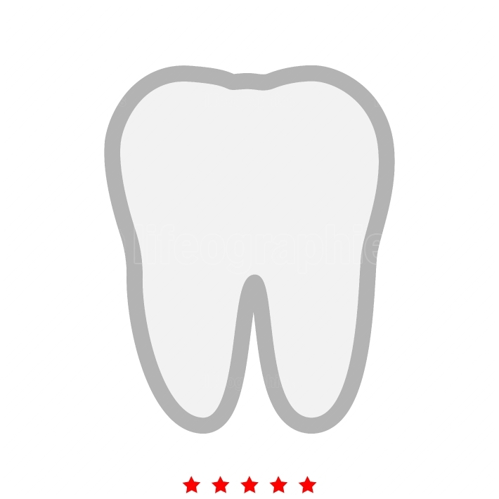 Tooth it is icon